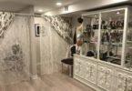 Glitter Parlour interior