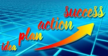 Idea Plan Action Success