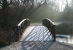 Bridge at Dicks Dam Park
