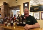 Brian Moreau with Wines