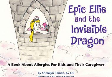 Epic Ellie book cover