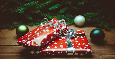 Gifts, Decoration, Tree