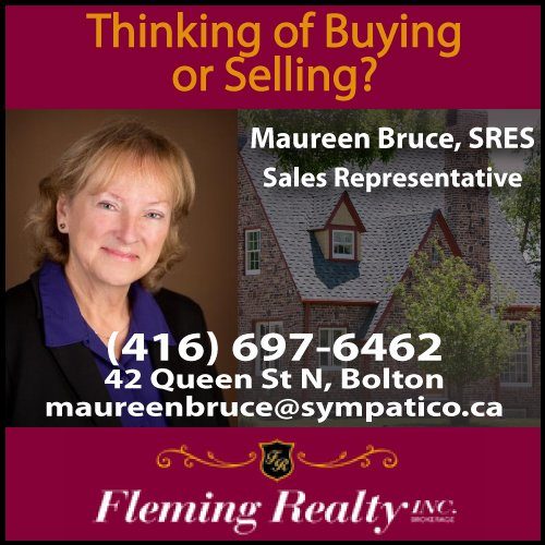 Maureen Bruce - Fleming Realty