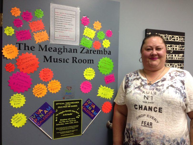 Meghan's Room Sponsors