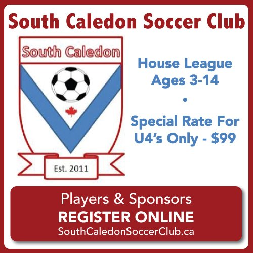 South Caledon Soccer Club