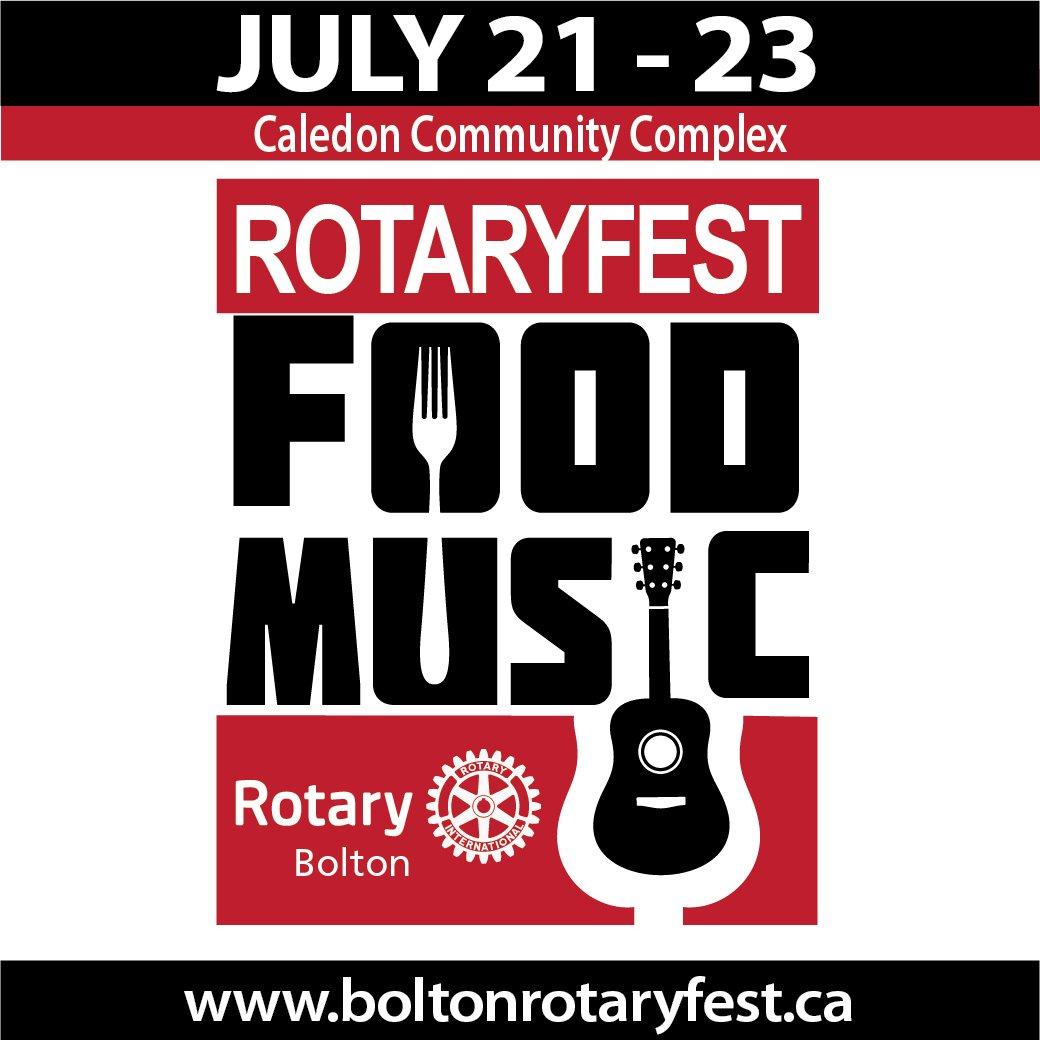 Bolton RotaryFest 2017