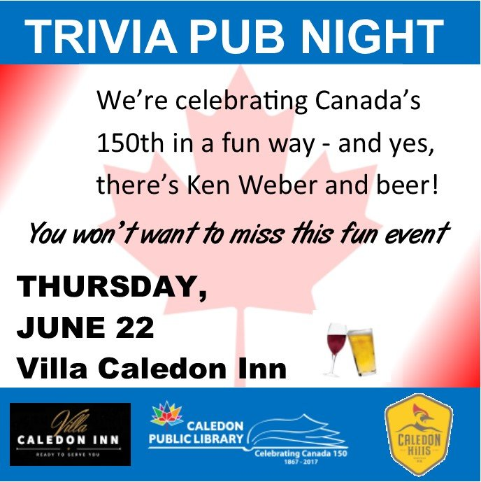 Library Trivia Night