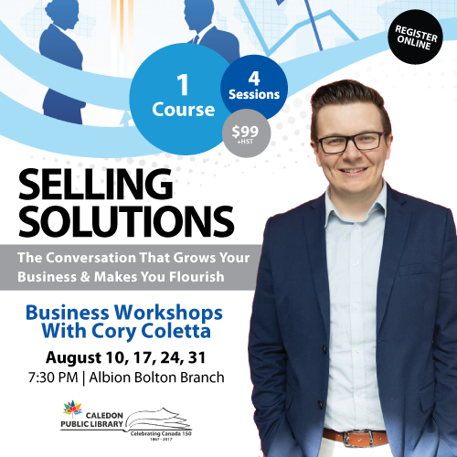 Selling Solutions Workshop