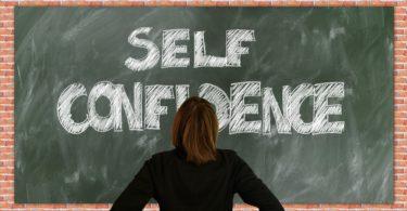 Self confidence on blackboard