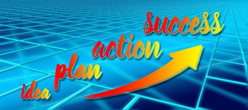 Idea Plan Action Success