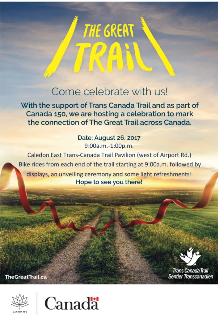 The Great Trail flyer