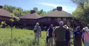 Touring Bolton Camp