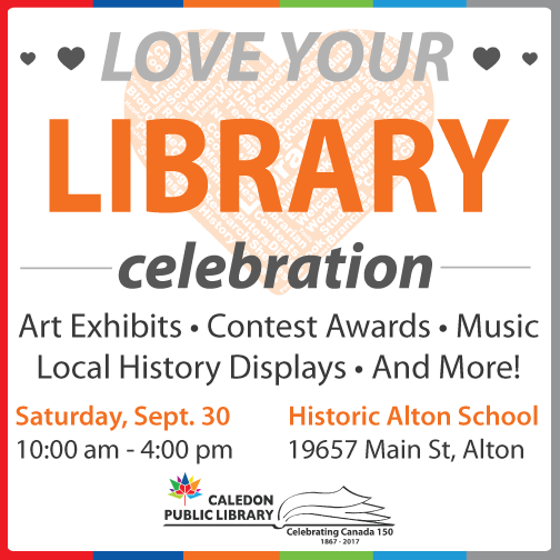 Love Your Library Celebration