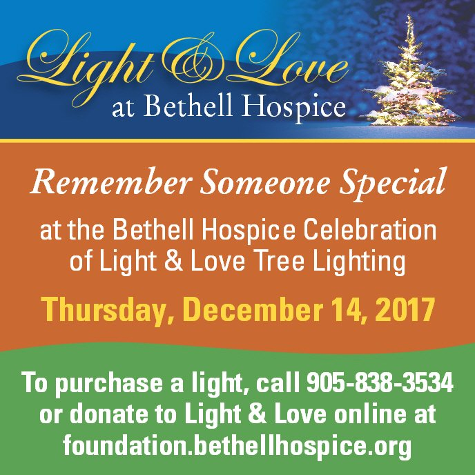 Light and Love Bethell ad