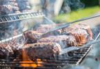 Steaks on BBQ