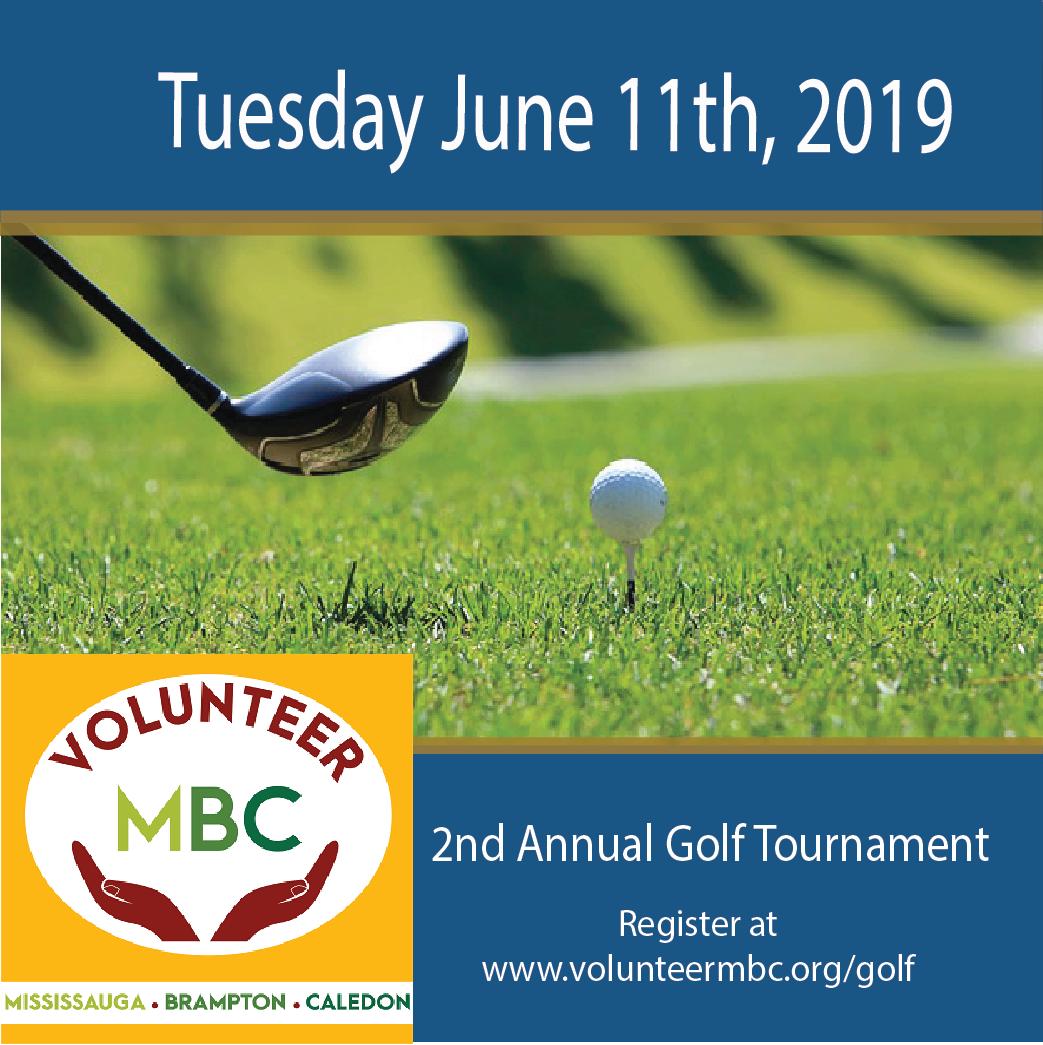 VMBC Golf tournament ad