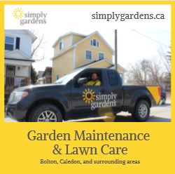 Simply gardens ad