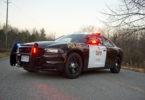 OPP Cruiser with headlights on
