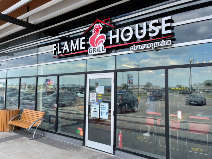 Flame House Grill